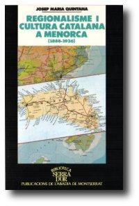 Regionalisme i cultura catalana a Menorca