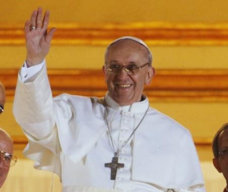 Francesc, papa