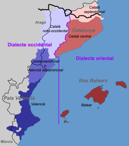Dialectes catala